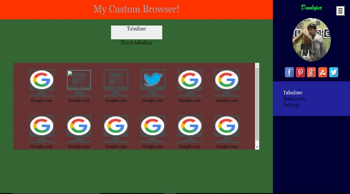ChromeCustomizer (Chrome Plugin to customize Google Chrome in a user friendly manner)